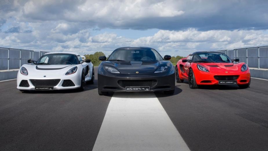 Lotus Cars, Exige, Evora, Elise
