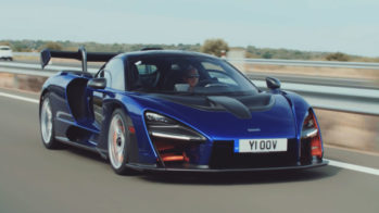 McLaren Senna Estoril Top Gear 2018