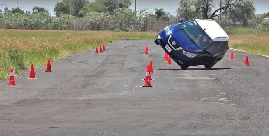 Nissan Kicks teste alce Autologia 2018