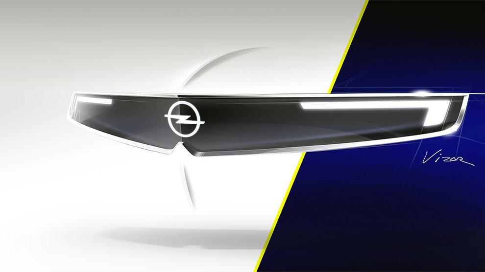Opel GT Experimental Grelha 2018