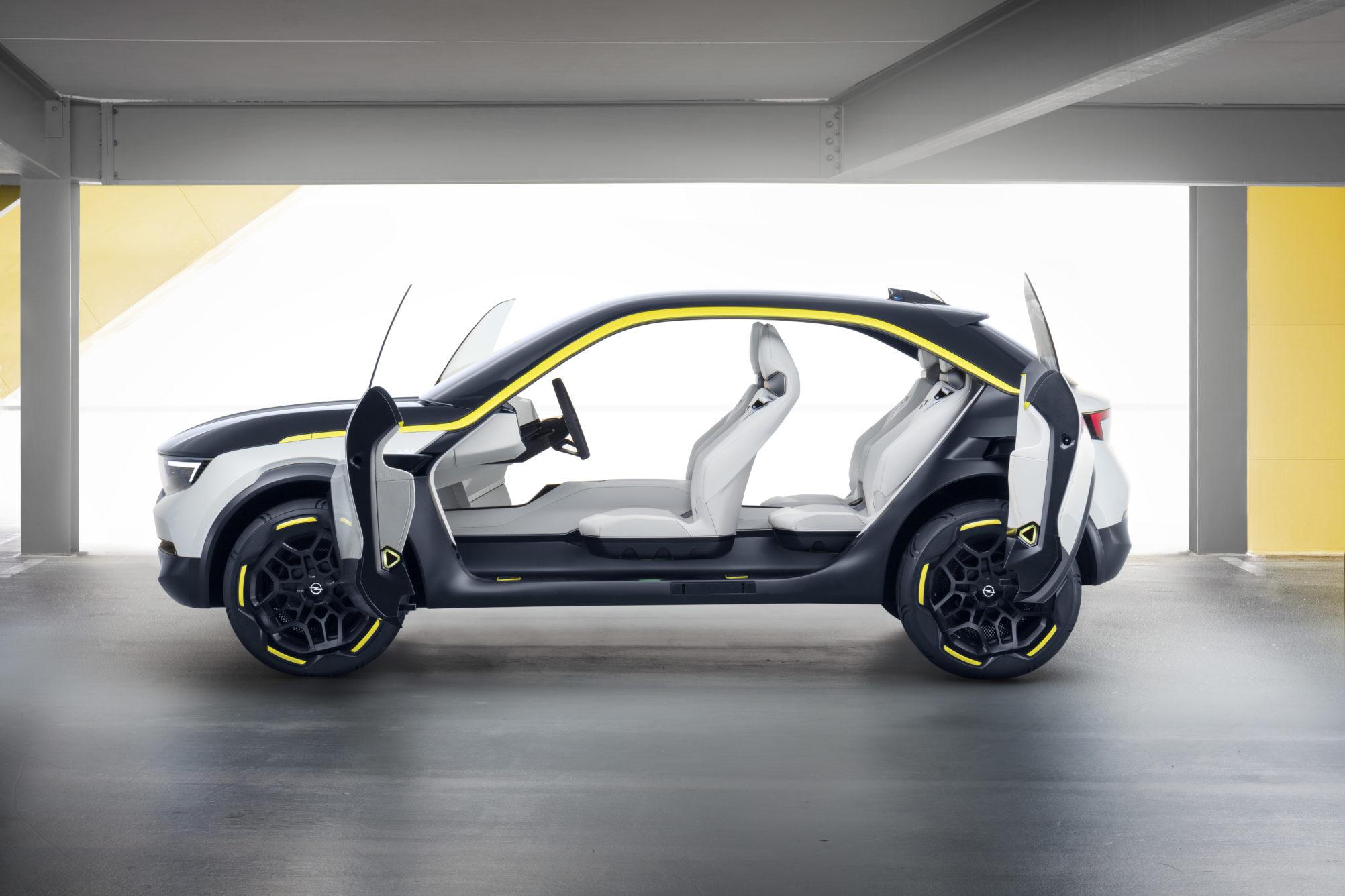 2018 Opel GT Experimental X