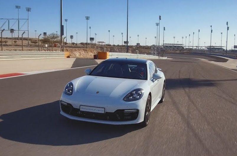 Porsche Panamera Turbo S E-Hybrid Yas Marina 2018