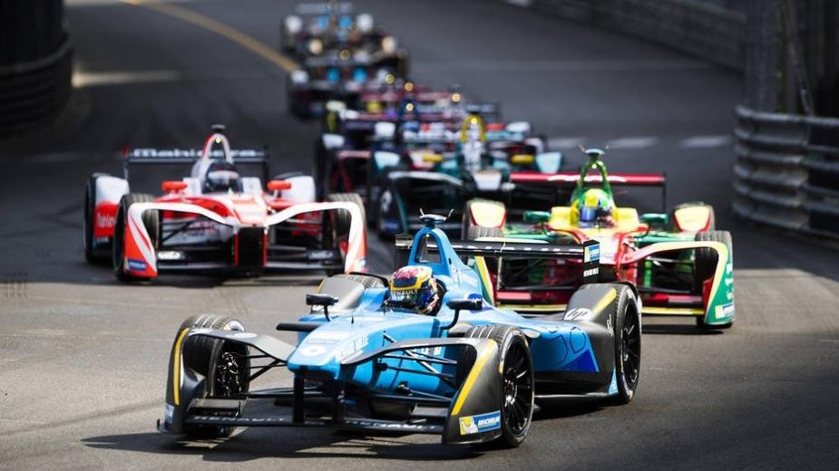 Fórmula E corrida 2017