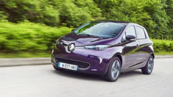 Renault Zoe R110 2018