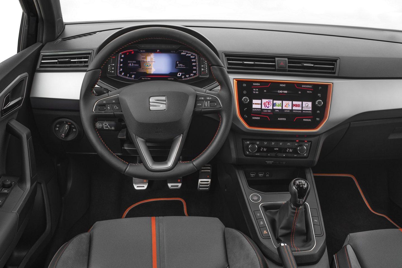Seat Cockpit Digital 2018