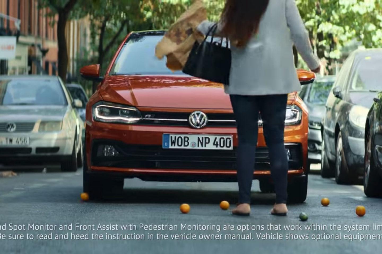 VW Polo Publicidade UK 2018