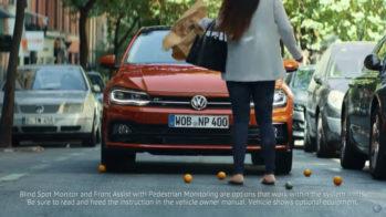 Volkswagen Polo Publicidade Reino Unido 2018