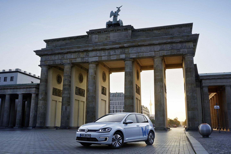 Volkswagen We Share 2018