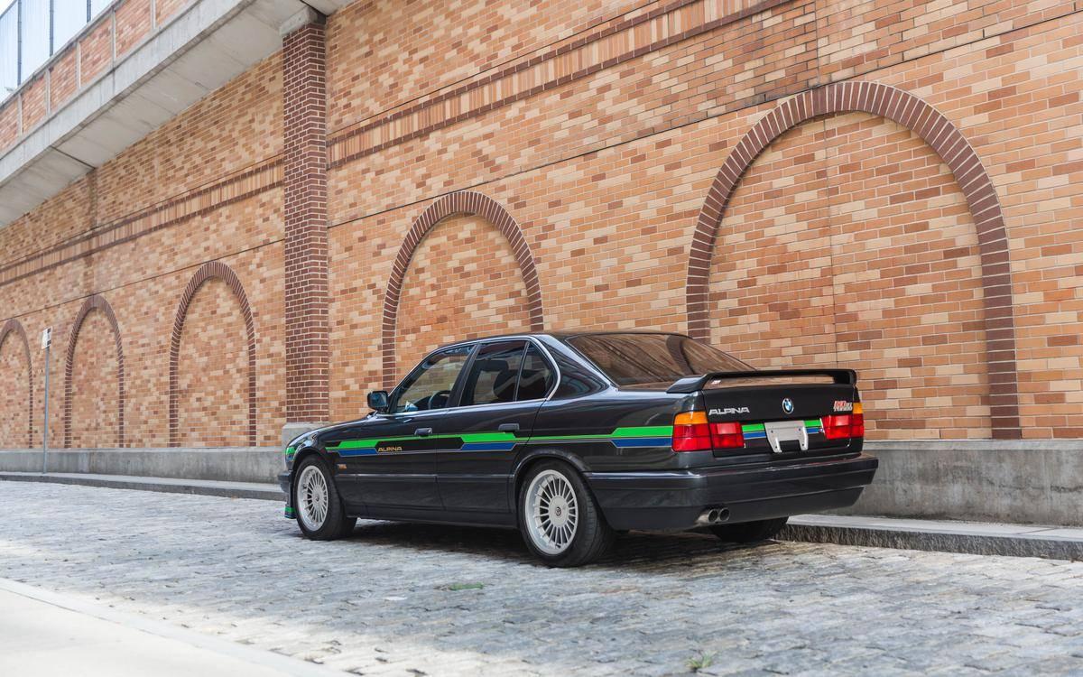 Alpina B10 BiTurbo 1989