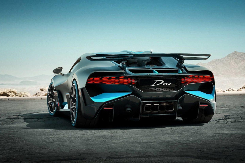 Bugatti Divo Pebble Beach 2018