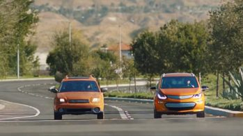 Chevrolet Bolt, anúncio Volkswagen