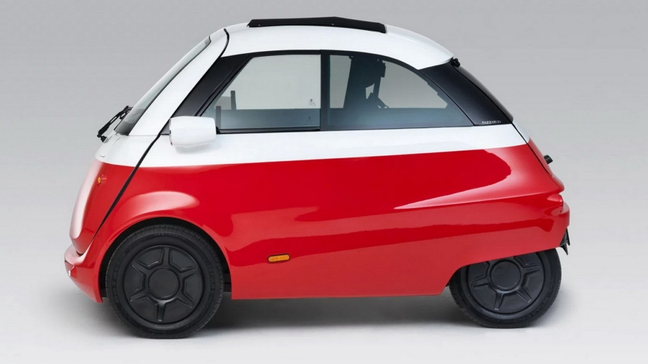 Microlino EV 2018