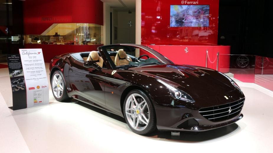 Ferrari Califórnia T McQueen 2016