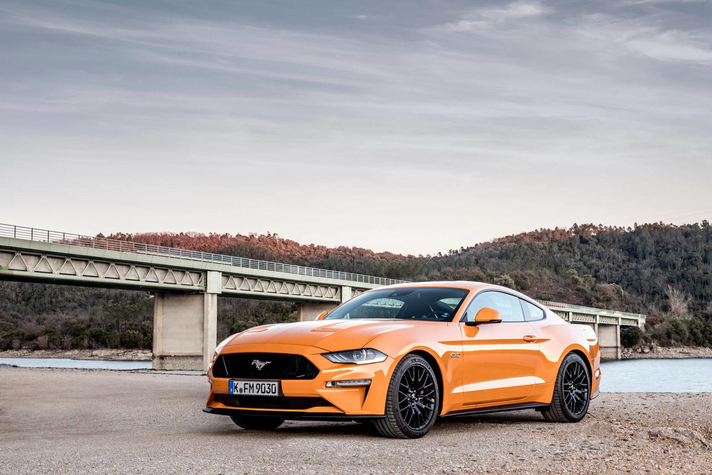 Ford Mustang GT V8 Fastback