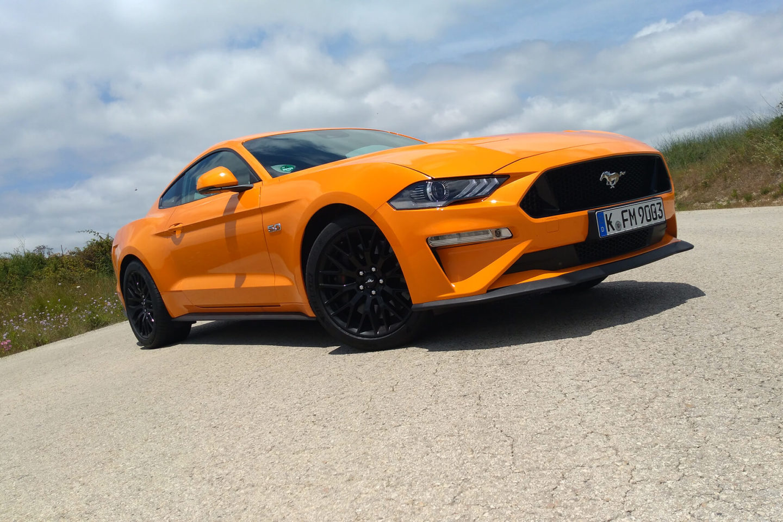 Ford Mustang V8 GT Fastback