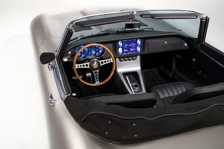 Jaguar E-Type Zero 2018