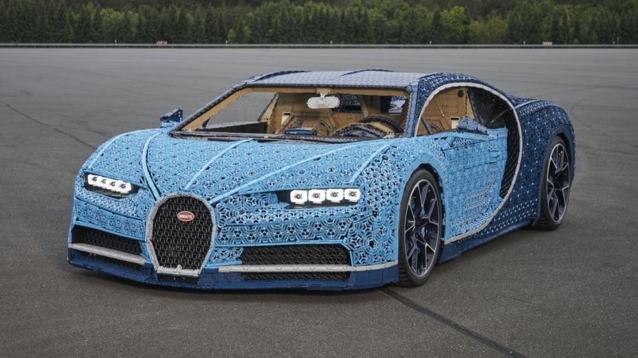 Lego Bugatti Chiron 2018