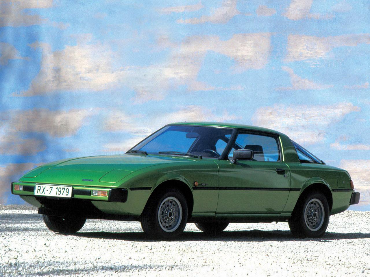 Mazda RX-7 SA/FB