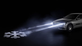 Mercedes-Maybach Digital Light