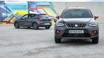 SEAT Arona e SEAT Ibiza 2018