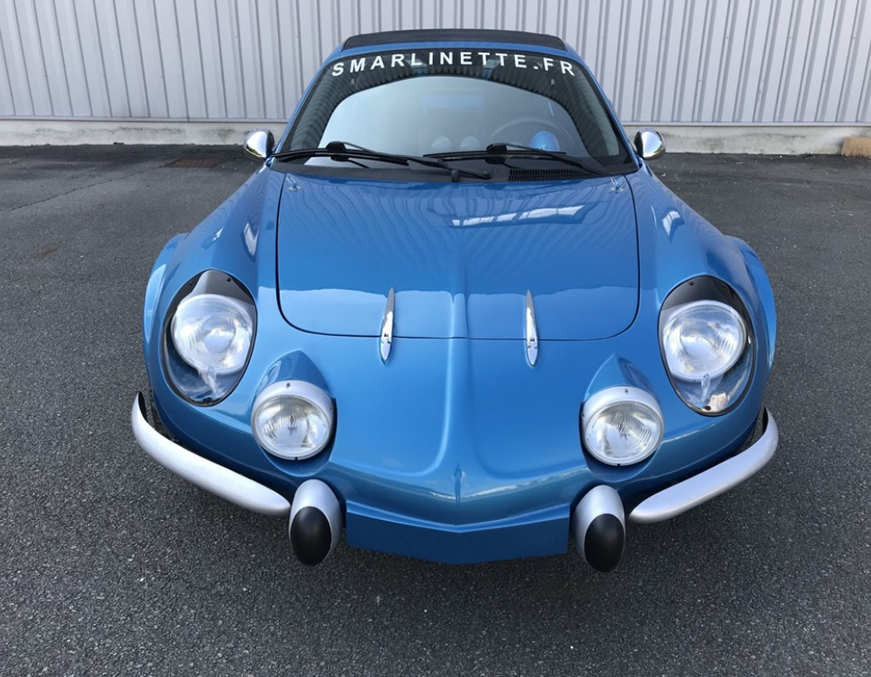 Smarlinette Alpine Smart 2018
