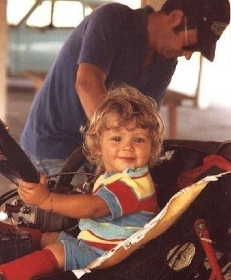 Valentino Rossi kart