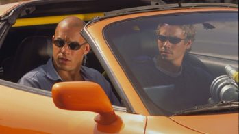 Velocidade Furiosa, Dominic Toretto com Brian O'Conner