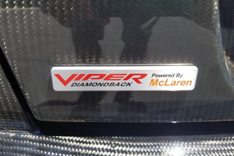 Dodge VIper ASC Diamondback