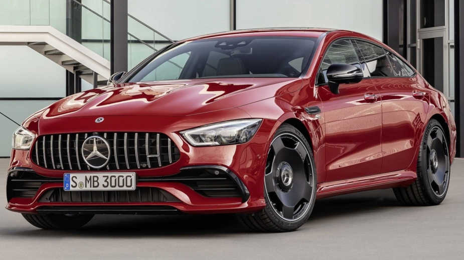 Mercedes-AMG GT 43 4MATIC+ 4 portas Coupé 2018