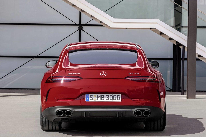 Mercedes-AMG GT 43 4MATIC+ 4 portas Coupé 2018