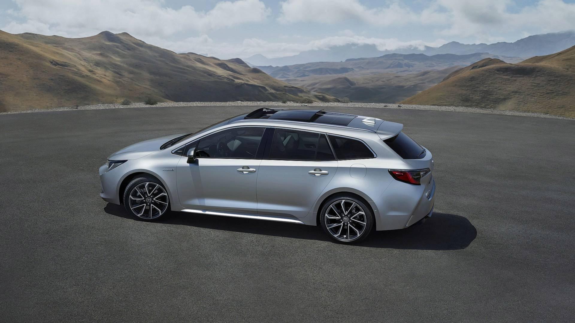 Nova Toyota Corolla Touring Sports 2019 Quem Te Viu E