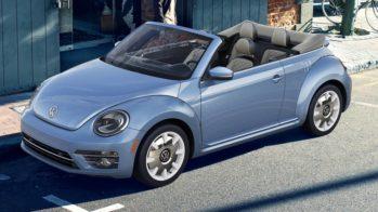 Volkswagen Beetle Cabriolet Final Edition 2018