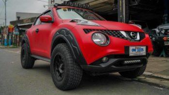 Nissan Juke Autobot Autoworks 2018