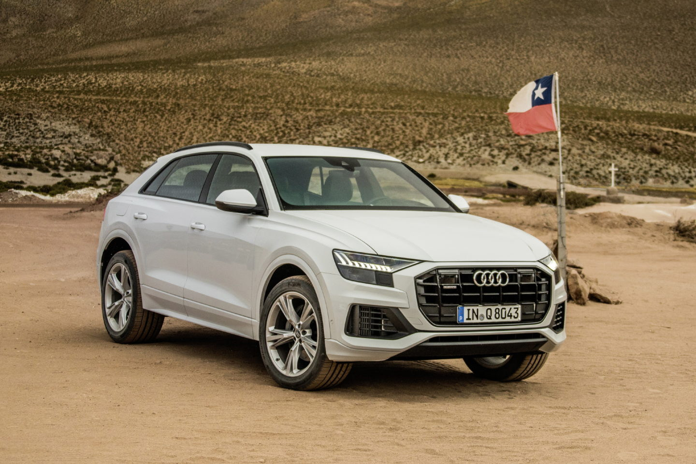 Audi Q8 Dinâmica 2018