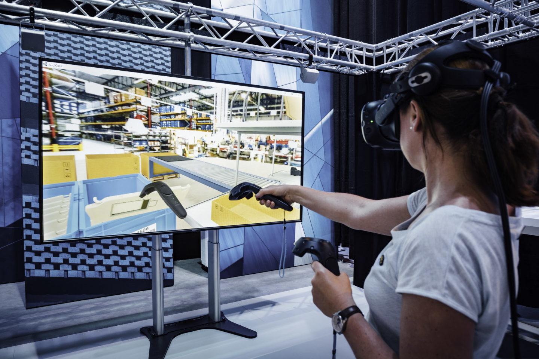 Audi Smart Factory 2018