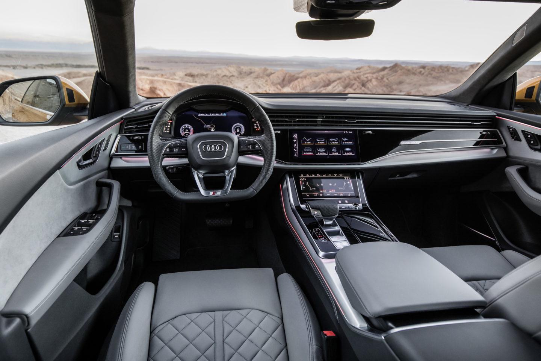 Audi Q8 Interior 2018