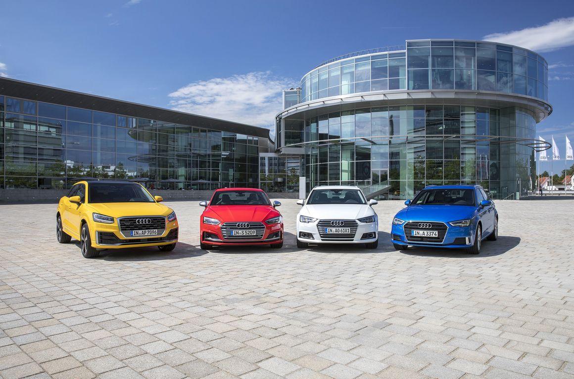 Audi modelos