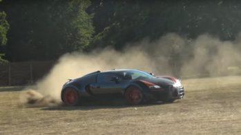 Bugatti Veyron WRC rali 2018