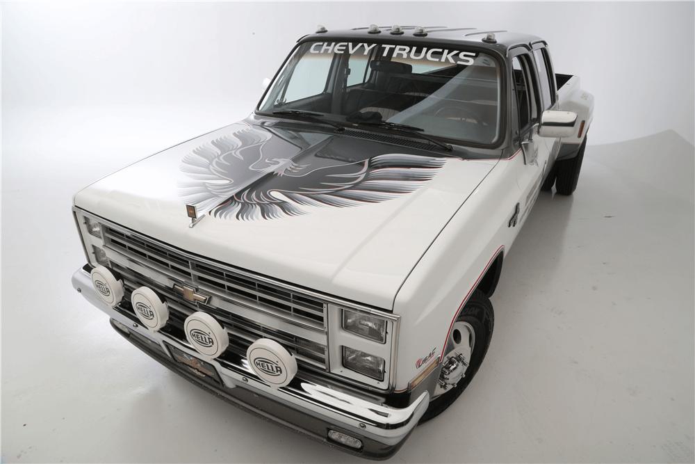 Chevrolet R30, Burt Reynolds
