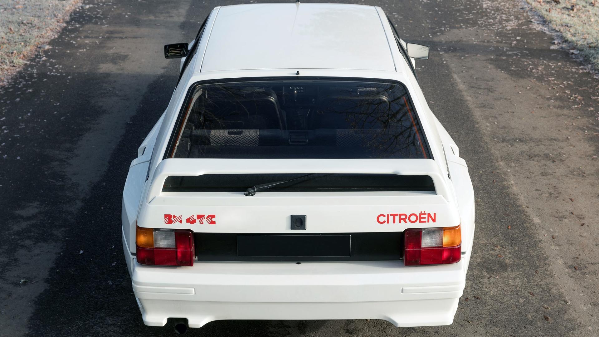 Citroën BX 4TC