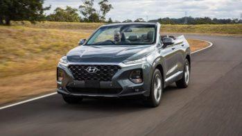 Hyundai Santa Fe Cabriolet 2018