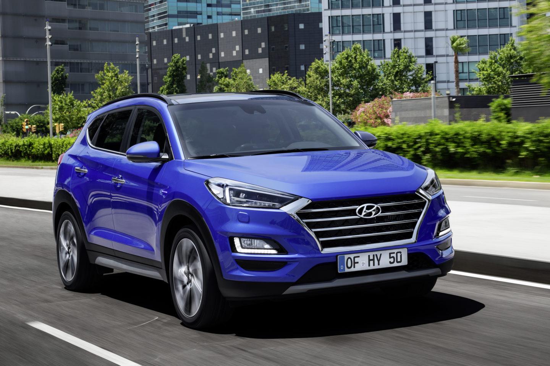 Hyundai Tucson restyling 2018