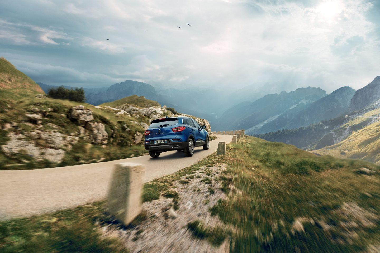 Renault Kadjar atualizado 2018