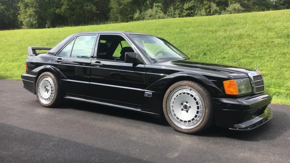 Mercedes-Benz 190E, C63 AMG, Frankenstein