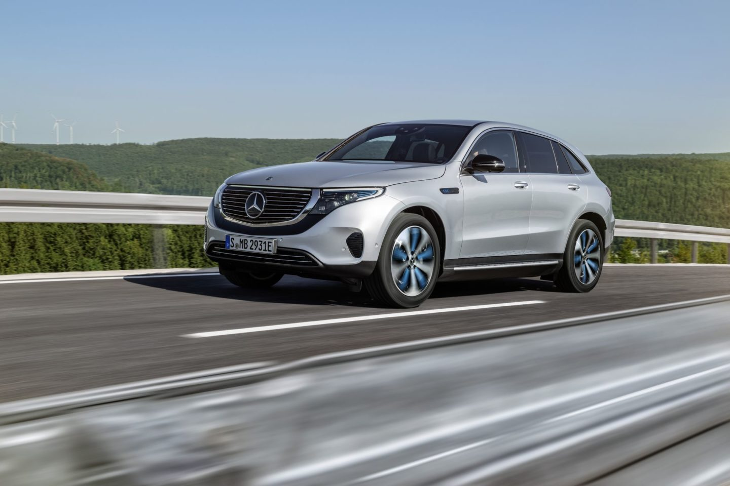 Mercedes-Benz EQC 2018