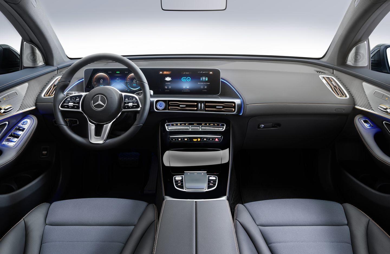 Mercedes-Benz EQC 2018