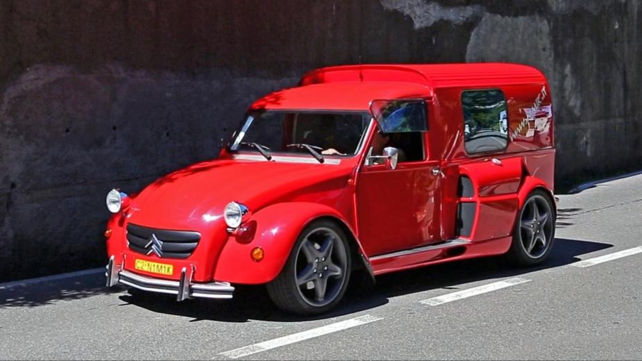 Citroën 2CV Nimik