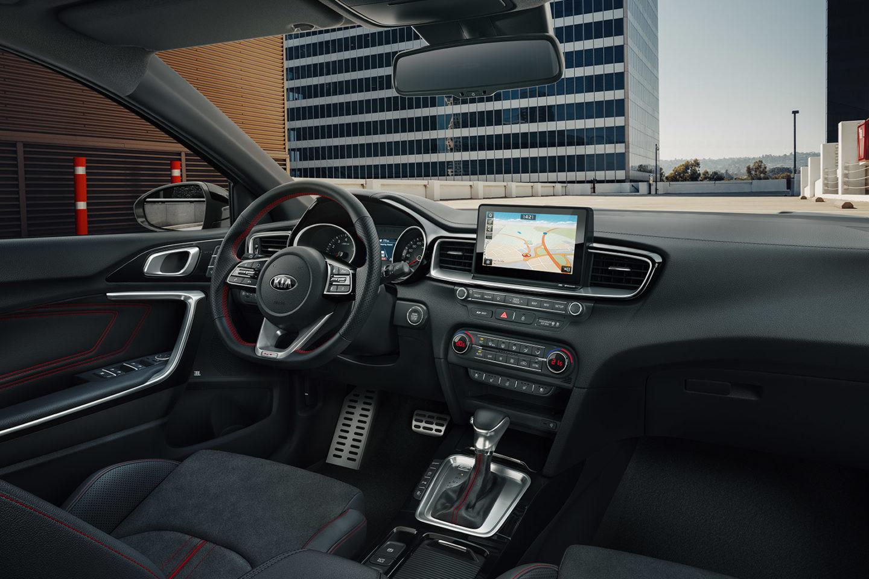 Kia Ceed GT 2018