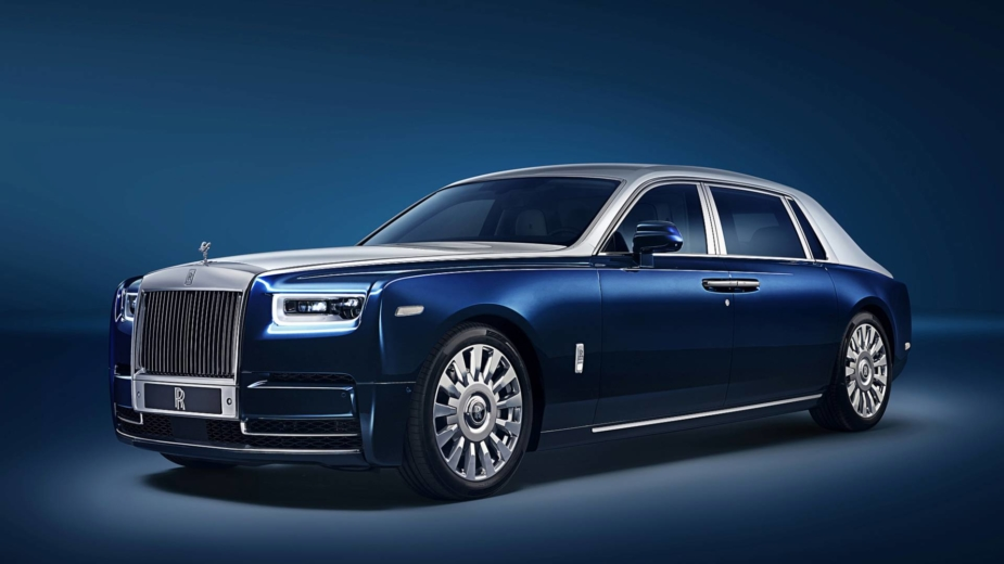 Rolls-Royce Phantom EWB Privacy Suite 2018
