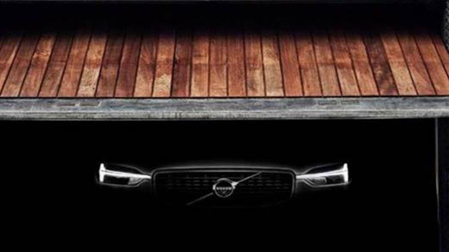 Volvo teaser